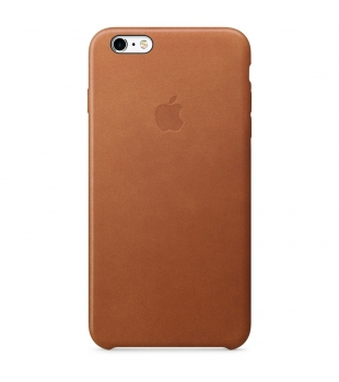 Obaly a púzdra iPhone iPhone 6s Plus Leather Case Saddle Brown ... 4d936dde631