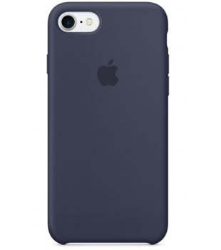 Apple iPhone 7 Silicone Case Midnight Blue