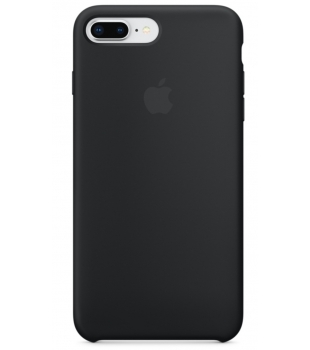 Obaly a púzdra iPhone iPhone 8 Plus   7 Plus Silicone Case Black ... e870064a9a8