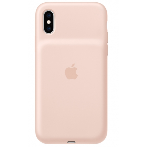 Apple iPhone XS Smart Battery Case Pink Sand Rozbalený