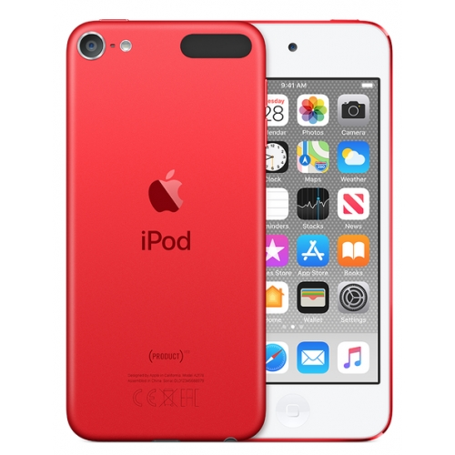 Apple iPod touch 256GB (2019) Red