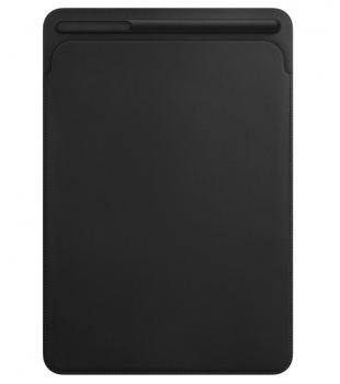"Apple Leather Sleeve iPad Pro 10.5"" Black"