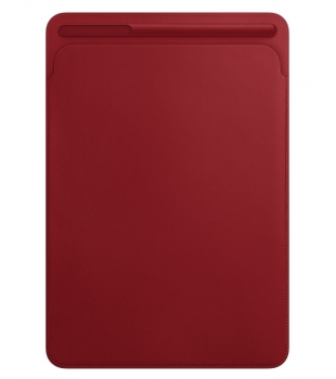 "Apple Leather Sleeve iPad Pro 10.5"" Red"
