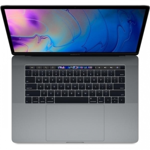 "Apple MacBook Pro 15"" Touch Bar Core i7 2.6GHz 16GB 256GB Space Grey (2019)"