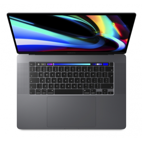 "Apple MacBook Pro 16"" Touch Bar 6-Core i7 2.6GHz 16GB 512GB Space Grey (2019)"