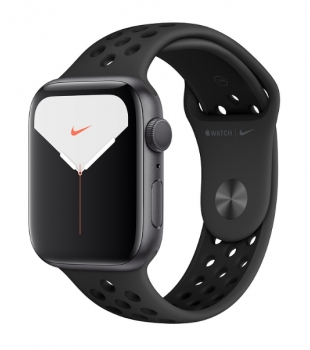Apple Watch Series 5 GPS Nike+ 44mm Space Grey Aluminium Case with Anthracite/Black Nike Sport Band