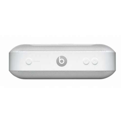 Beats Pill + White