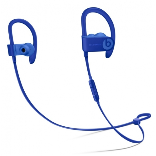 Beats Powerbeats 3 Wireless Earphones Neighborhood Collection Break Blue