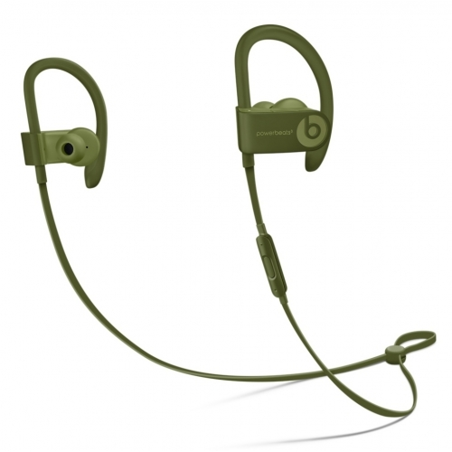 Beats Powerbeats 3 Wireless Earphones Neighborhood Collection Turf Green