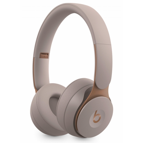 Beats Solo Pro Wireless Noise Canceling Headphones Grey
