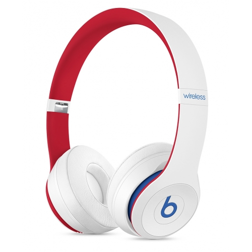 Beats Solo3 Wireless On-Ear Headphones Club Collection Club White