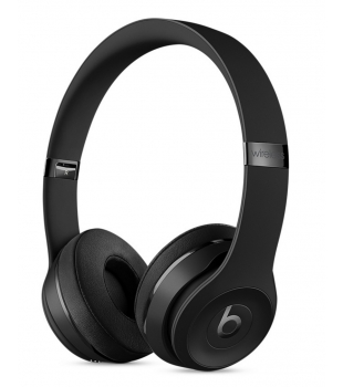 Beats Solo3 Wireless On-Ear Headphones Matte Black