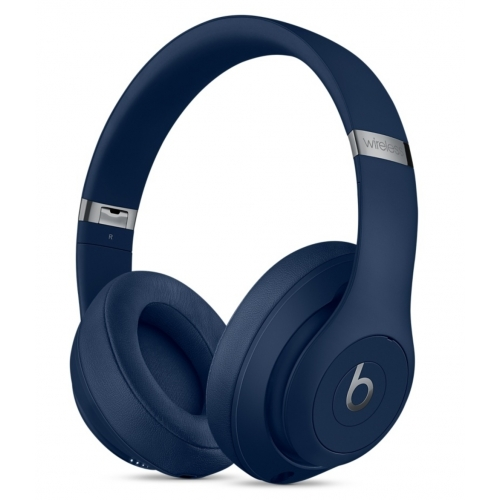 Beats Studio3 Wireless Over - Ear Headphones Blue