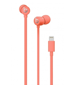 Beats urBeats3 with Lightning connector Coral