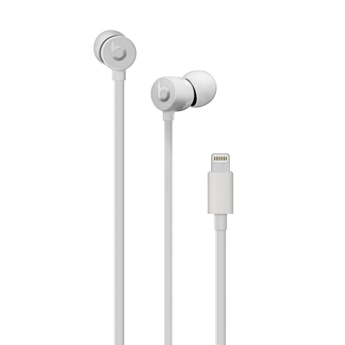 Beats urBeats3 with Lightning connector Satin Silver