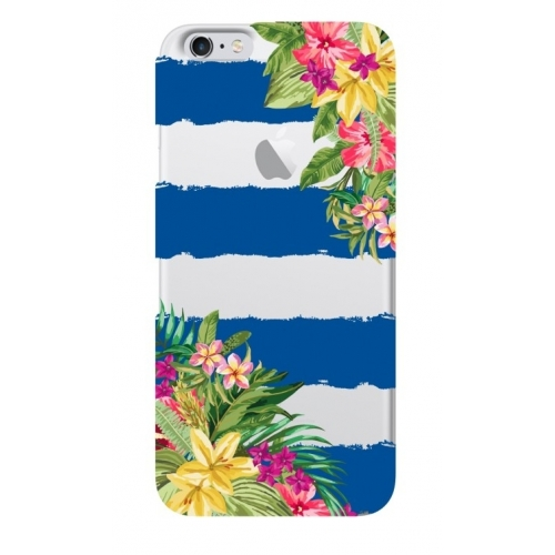 Benjamins Soft Case iPhone 6/6s Flower
