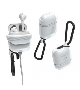 Catalyst Waterproof Case AirPods Frosty White