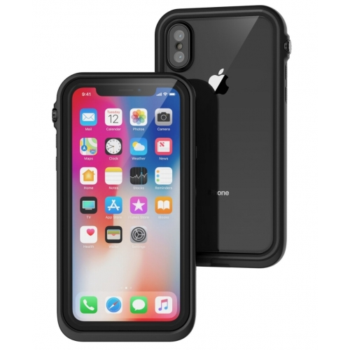 Catalyst Waterproof case iPhone X Black