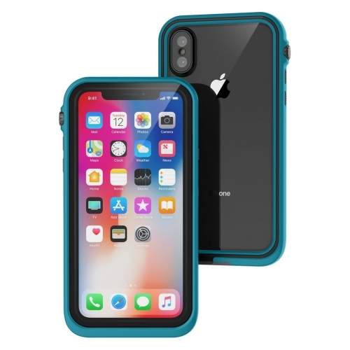 Catalyst Waterproof Case iPhone X Glacier Blue