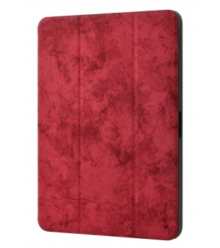 "Comma Swan Case with Pen holder iPad Pro 11"" Red"