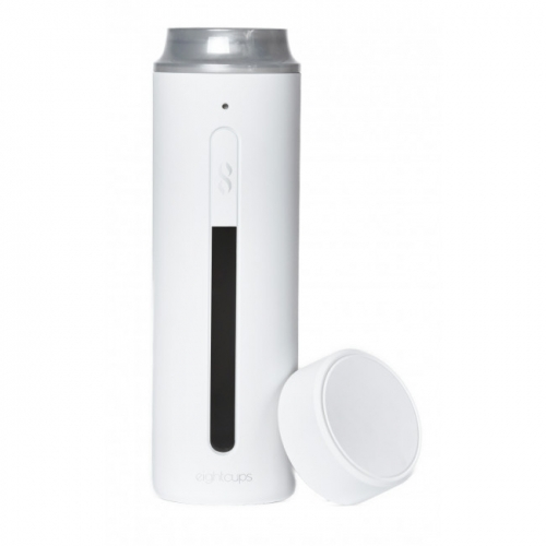 Eightcups Smart Bottle White