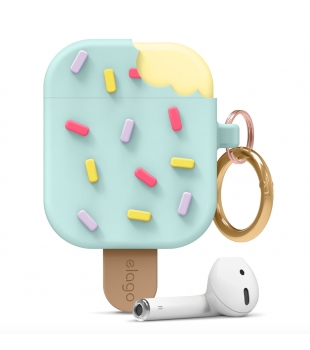 elago IceCream Case for Apple Airpods Baby Mint