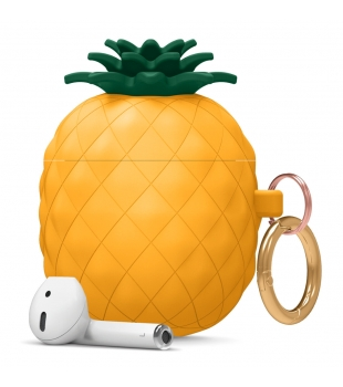 elago Pineapple Case for Apple Airpods Yellow