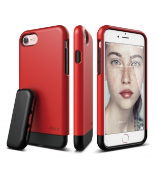 elago S7 Glide iPhone 7 Red/Black