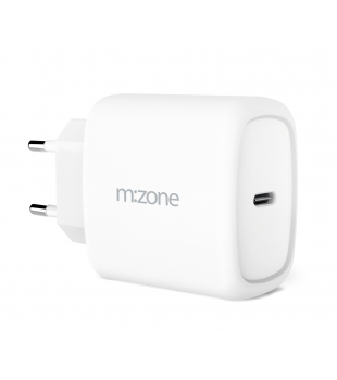 Epico m:zone USB-C PD charger 20W White