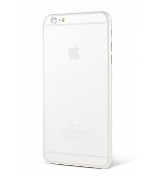 Epico Twiggy Matt iPhone 6/6s Plus white transparent