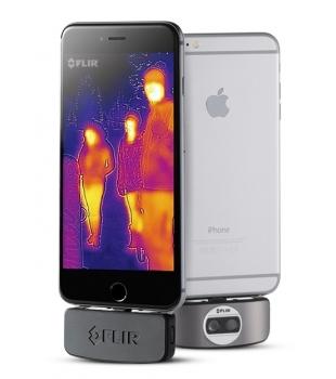 37ab74b61b Domácnosť a kancelária iPad FLIR ONE 2 for iOS Thermal Imaging ...