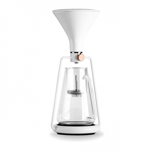 Goat Story Gina Smart Coffee Instrument White