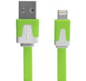 GT Lightning to USB cable green