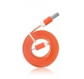 GT Lightning to USB cable orange