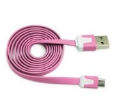 GT Lightning to USB cable pink