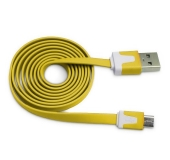 GT Lightning to USB cable yellow