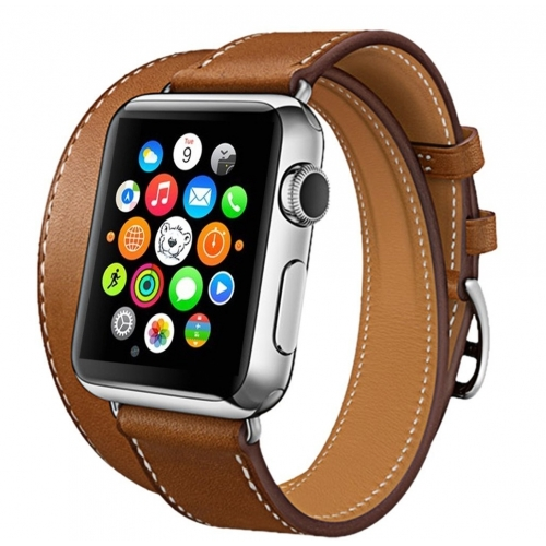 Hoco Mix and Match 42mm Watch Brown