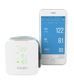 iHealth VIEW BP7s Wrist Blood Pressure Monitor