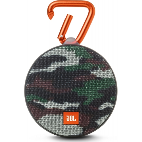 JBL Clip 2 Squad Camouflage