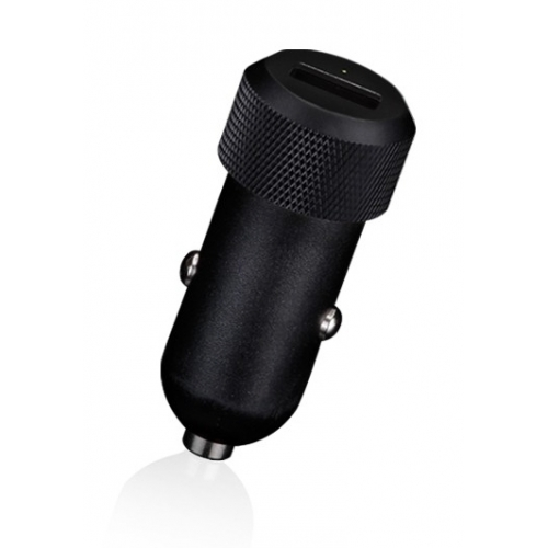 Just Mobile HighWay Car Charger 2A Black