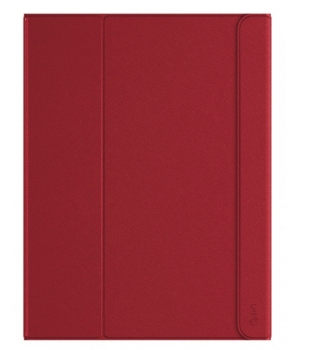 "Lab.C Slim Fit case for iPad 10.2"" Red"