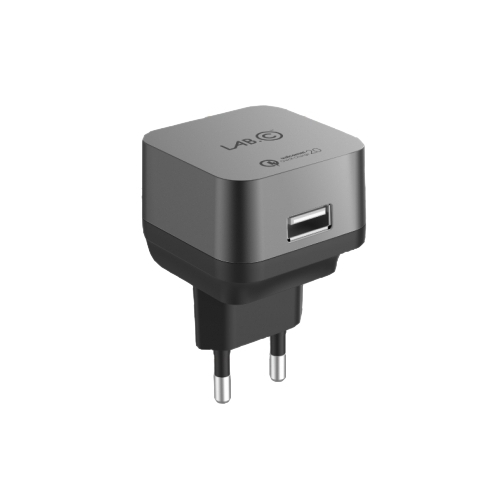 Lab.C X1 USB Wall Charger 2 A Black/Grey