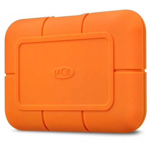 "LaCie Rugged SSD 500GB 2.5"" USB-C"