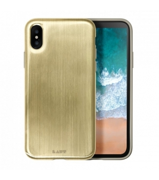 Laut Huex Metallics case pro iPhone X Gold