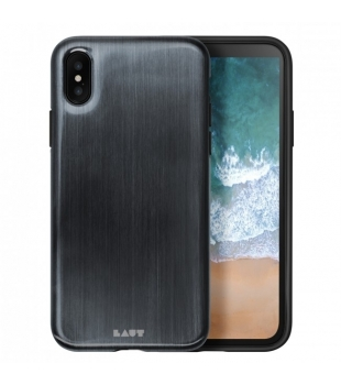 Laut Huex Metallics case pro iPhone X Noir