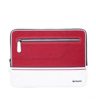 "Mozo Sneaker Sleeve 13"" Red"