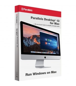 Parallels Parallels Desktop 13 Mac Retail Box