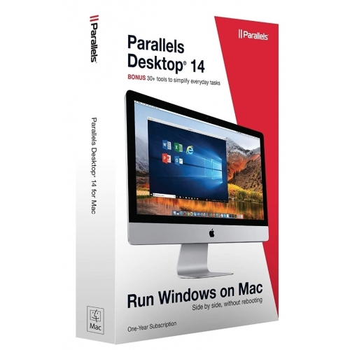 Parallels Parallels Desktop 14 Mac Retail Box