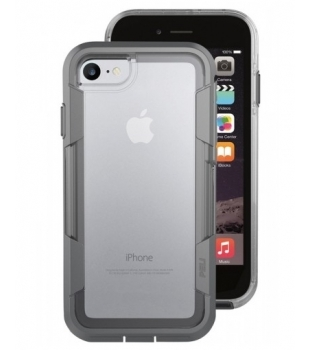 Peli Voyager iPhone 7 Clear/Clear Grey