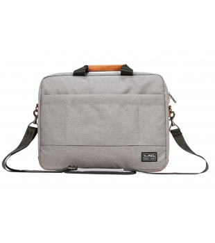 "PKG Annex II Laptop Bag 15/16"" Light Grey"